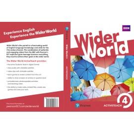 Wider World 4 Active Teach (Interactive Whiteboard Software)