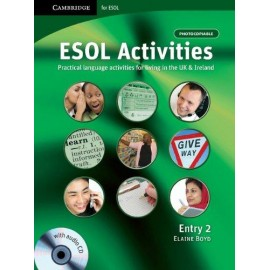ESOL Activities Entry 2 + CD