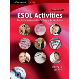 ESOL Activities Entry 3 + CD