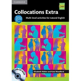 Collocations Extra + CD-ROM