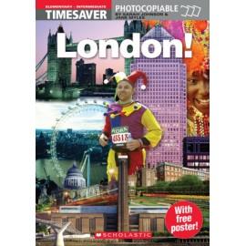 Timesaver: London! + free poster