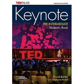 Keynote Pre-intermediate Student´s Book + DVD-ROM