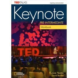 Keynote Pre-Intermediate Workbook + Audio CD