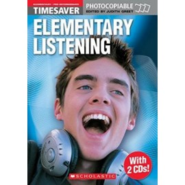 Timesaver: Elementary Listening + CDs