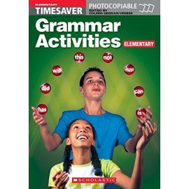 Timesaver: Grammar Activities (Elementary)