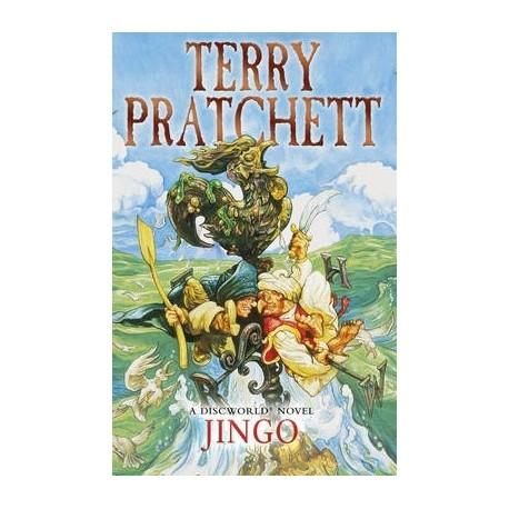 Jingo Transworld Publishers 9780552145985