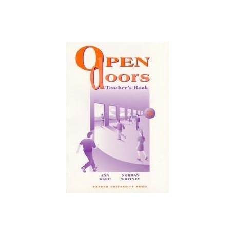 Open Doors 3 Teacher's Book Oxford University Press 9780194356107