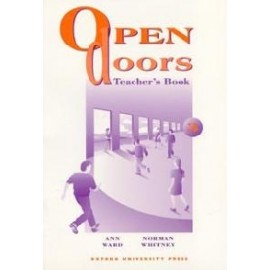 Open Doors 3 Teacher's Book