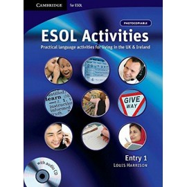 ESOL Activities Entry 1 + CD