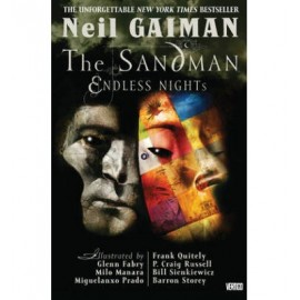 The Sandman 11 The Endless Nights