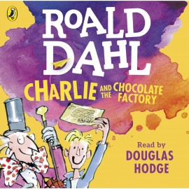 Charlie and the Chocolate Factory CDs (Audiobook)