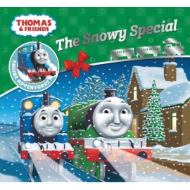 Thomas and Friends: The Snowy Special (Thomas Engine Adventures)