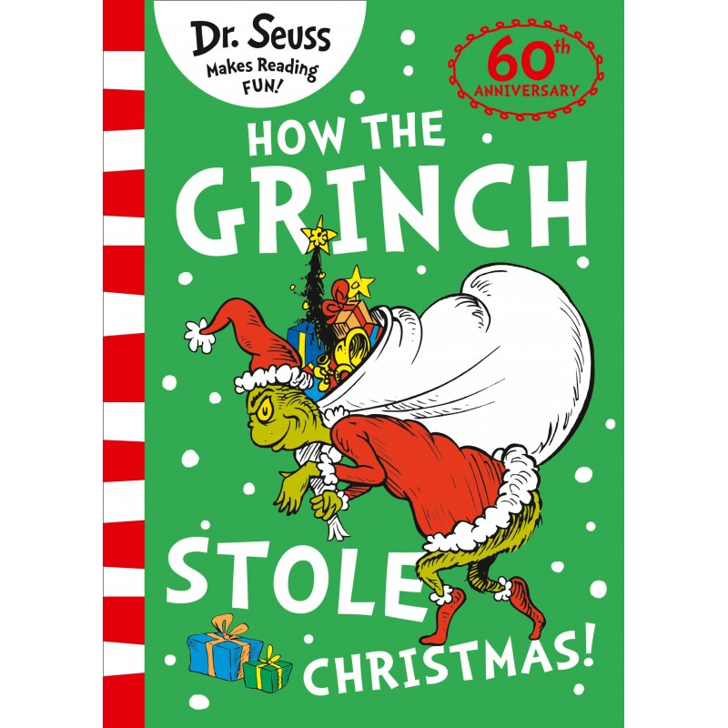 how the grinch stole christmas seuss