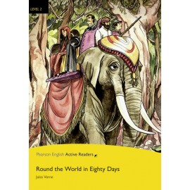 Round the World in Eighty Days + CD-ROM