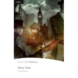 Pearson English Readers: Oliver Twist