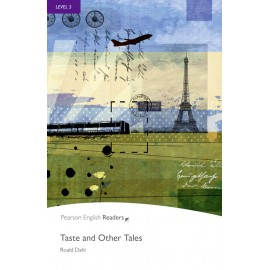 Pearson English Readers: Taste and Other Tales