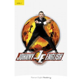 Pearson English Readers: Johnny English