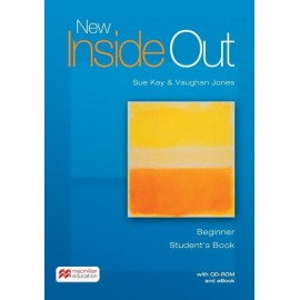New Inside Out Beginner Student's Book + CD-ROM + eBook