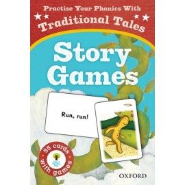 Traditional Tales Story Games Flashcards