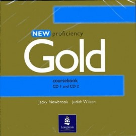 New Proficiency Gold Class CDs (2)
