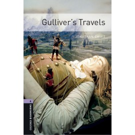 Oxford Bookworms: Gulliver's Travels + MP3 audio download