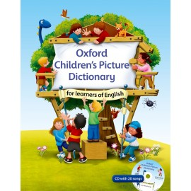 Oxford Children's Picture Dictionary for Learners of English + CD with 20 Songs