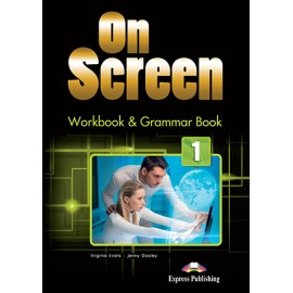 On Screen 1 - Worbook & Grammar + ieBook (Black edition)