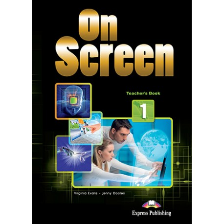 On Screen 1 - Teacher´s Book (Black edition)