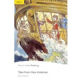 Tales from Hans Andersen + MP3 Audio CD