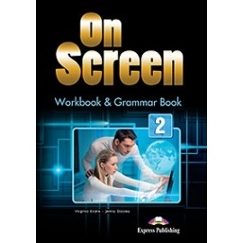 On Screen 2 - Worbook & Grammar + ieBook (Black edition)