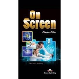 On Screen 2 - Class CDs (set of 6) (Black edition)