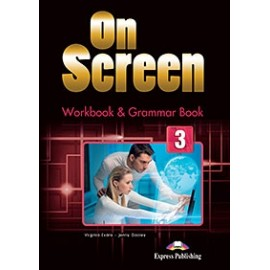On Screen 3 - Worbook & Grammar + ieBook (Black edition)