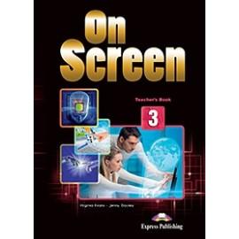 On Screen 3 - Teacher´s Book (Black edition)