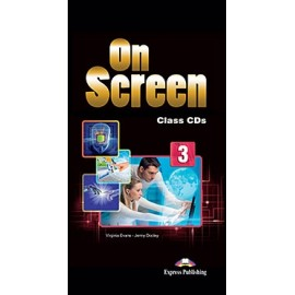 On Screen 3 - Class CDs (set of 5) (Black edition)
