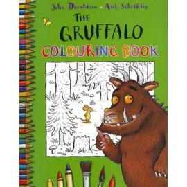 The Gruffalo Colouring Book