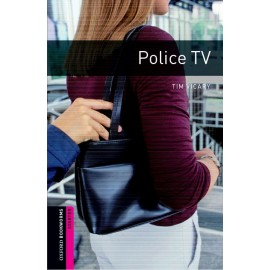 Oxford Bookworms: Police TV + MP3 audio download