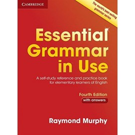 Essential Grammar in Use Fourth Edition with Answers + e-BOOK VOCABULARY IN USE ZDARMA