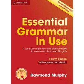 Essential Grammar in Use Fourth Edition with Answers + Interactive eBook