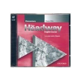 New Headway Elementary Class Audio CDs (2)