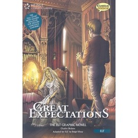 Classical Comics Readers: Great Expectations + Audio CD