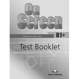 On Screen B1+ - Test Booklet (Black edition)