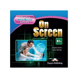On Screen B1+ - Interactive Whiteboard Software (Black edition)