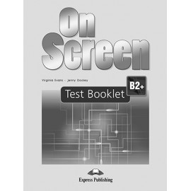 On Screen B2+ - Test Booklet (Black edition)