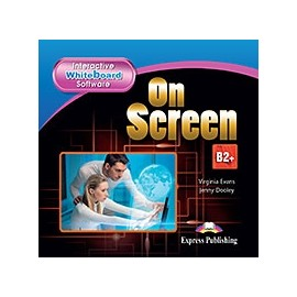 On Screen B2+ - Interactive Whiteboard Software (Black edition)