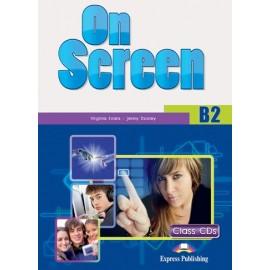 On Screen B2 - Class CDs