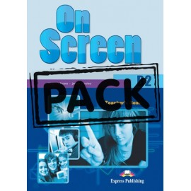 On Screen B2 - Teacher´s Book (with writing book and key)
