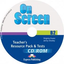On Screen B2 - Teacher´s Resource Pack & Tests CD-ROM