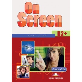 On Screen B2+ - Class CDs