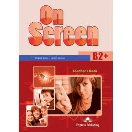 On Screen B2+ - Teacher´s Book