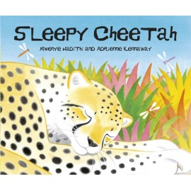 African Animal Tales: Sleepy Cheetah
